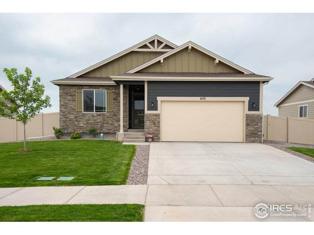 633 Conestoga Dr, Ault, CO 80610 (#922829) :: Kimberly Austin Properties