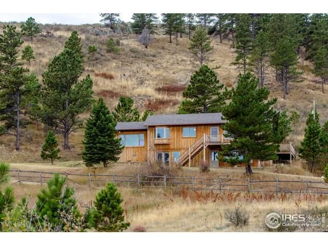 6329 Red Cedar Dr, Bellvue, CO 80512 (MLS #922831) :: 8z Real Estate