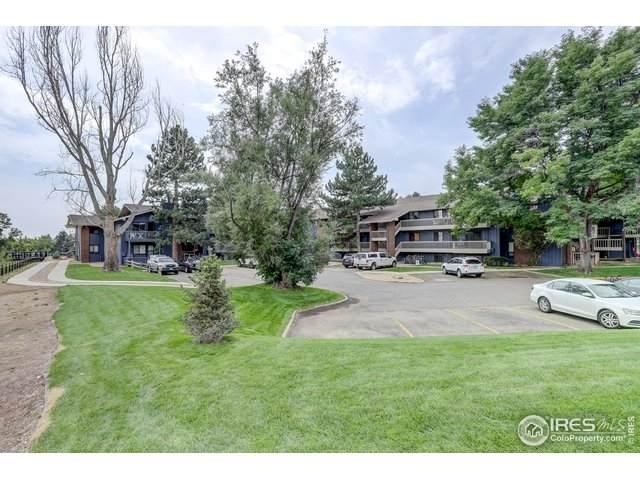 2800 Kalmia Ave A107, Boulder, CO 80301 (MLS #922845) :: RE/MAX Alliance