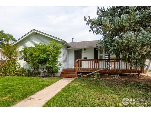 1519 14th St, Greeley, CO 80631 (#922856) :: The Brokerage Group