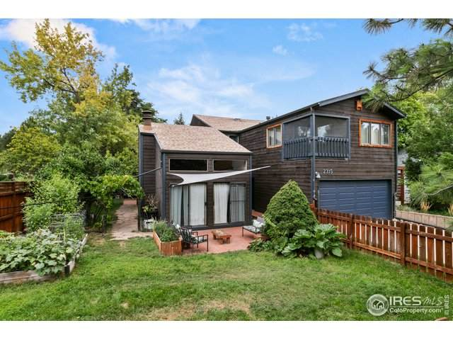 2315 Jasper Ct, Boulder, CO 80304 (MLS #922865) :: RE/MAX Alliance