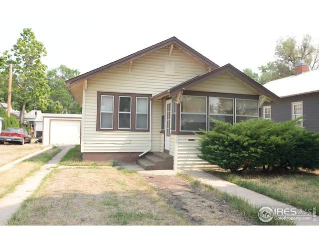 626 Prospect St, Fort Morgan, CO 80701 (MLS #922876) :: Tracy's Team
