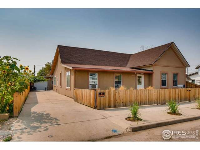 816 3rd St, Fort Lupton, CO 80621 (#922879) :: James Crocker Team