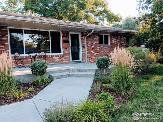 1905 W Lake St, Fort Collins, CO 80521 (MLS #922881) :: Kittle Real Estate