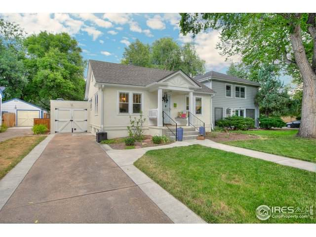 1006 W Magnolia St, Fort Collins, CO 80521 (MLS #922897) :: Downtown Real Estate Partners