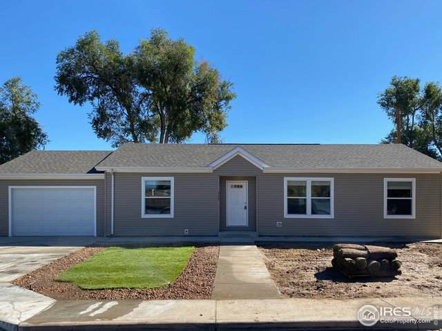 718 30th Ave Pl, Greeley, CO 80634 (#922917) :: The Brokerage Group