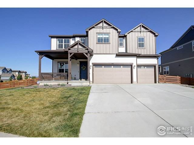457 Leo Dr, Erie, CO 80516 (#922918) :: The Brokerage Group