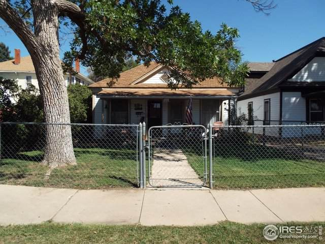 408 11th Ave, Greeley, CO 80631 (MLS #922919) :: Wheelhouse Realty