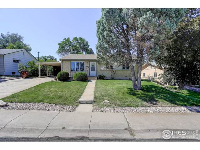 2423 W 25th St, Greeley, CO 80634 (MLS #922935) :: 8z Real Estate