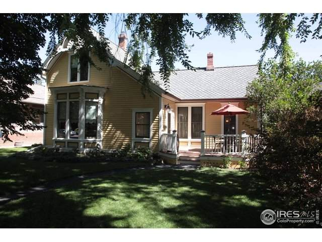 718 Mathews St, Fort Collins, CO 80524 (MLS #922944) :: Keller Williams Realty