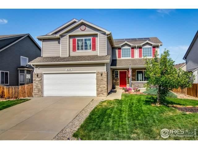 1623 E 164th Pl, Thornton, CO 80602 (MLS #922948) :: Neuhaus Real Estate, Inc.