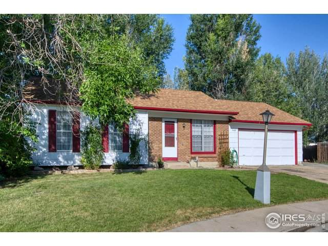 2439 Dodd Ln, Longmont, CO 80501 (MLS #922957) :: Fathom Realty