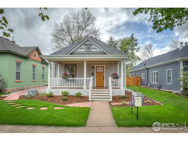 635 Peterson St, Fort Collins, CO 80524 (MLS #922965) :: J2 Real Estate Group at Remax Alliance
