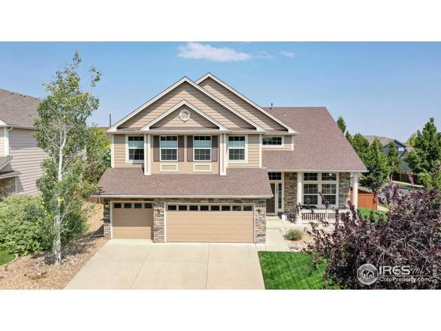 1302 Truxtun Dr, Fort Collins, CO 80526 (MLS #922969) :: Wheelhouse Realty