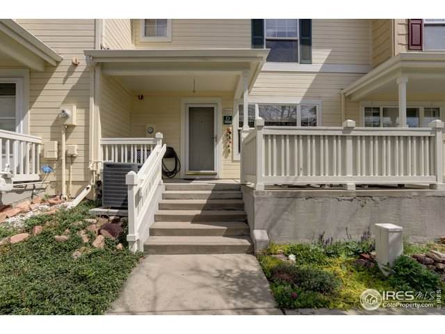 3880 Colorado Ave D, Boulder, CO 80303 (MLS #922986) :: Bliss Realty Group
