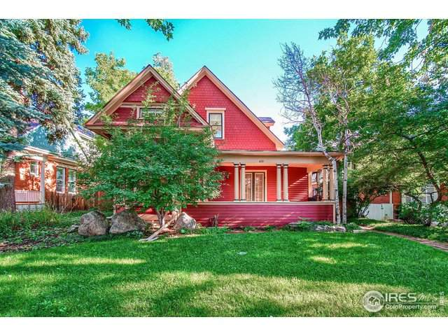 429 Highland Ave, Boulder, CO 80302 (MLS #922987) :: Wheelhouse Realty