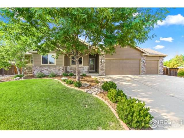 502 Prairie Rose Ct, Severance, CO 80550 (MLS #922993) :: Fathom Realty