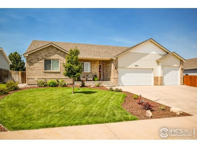 2209 70th Ave, Greeley, CO 80634 (MLS #922996) :: 8z Real Estate