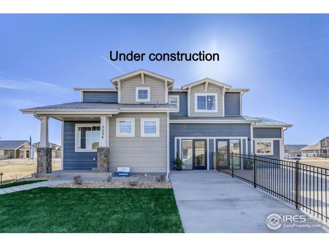 3961 Sweetgum St, Wellington, CO 80549 (MLS #923003) :: J2 Real Estate Group at Remax Alliance