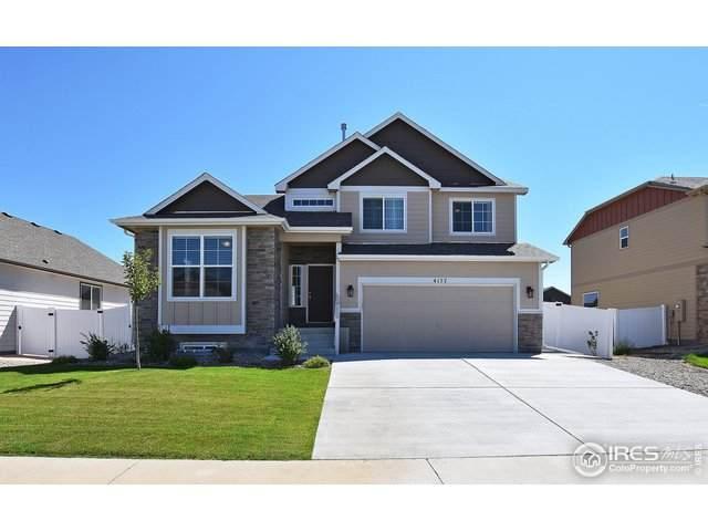 4157 Front Stretch Dr, Wellington, CO 80549 (MLS #923014) :: 8z Real Estate