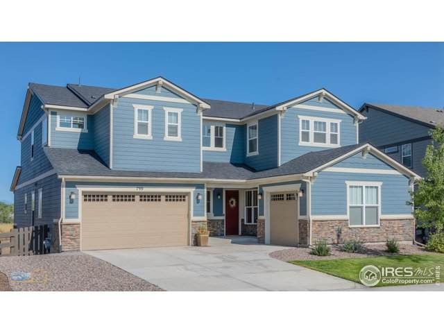 799 Stagecoach Dr, Lafayette, CO 80026 (MLS #923036) :: Bliss Realty Group