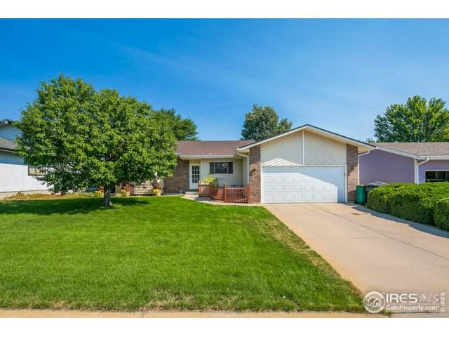4403 W 1st St, Greeley, CO 80634 (MLS #923041) :: Keller Williams Realty