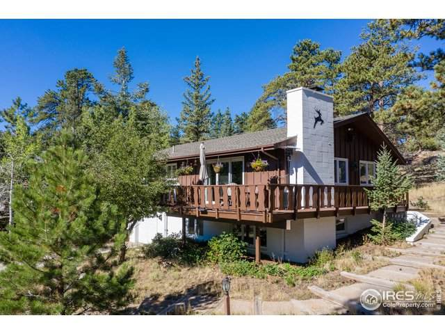 911 Rambling Dr, Estes Park, CO 80517 (#923048) :: My Home Team
