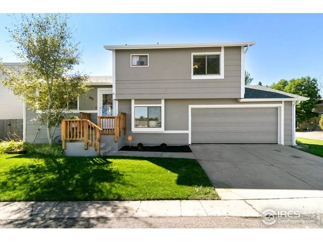 601 Countryside Dr, Fort Collins, CO 80524 (MLS #923050) :: J2 Real Estate Group at Remax Alliance