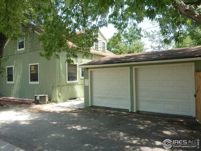 2002 Baseline Rd, Boulder, CO 80302 (MLS #923053) :: Fathom Realty