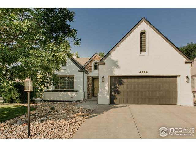 4454 Chateau Dr, Loveland, CO 80538 (#923064) :: My Home Team