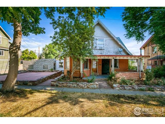 1145 Grandview Ave, Boulder, CO 80302 (MLS #923121) :: Wheelhouse Realty