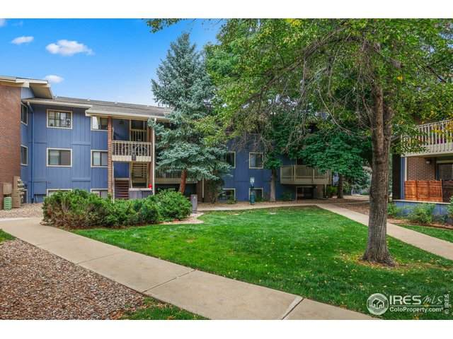 2800 Kalmia Ave C103, Boulder, CO 80301 (MLS #923122) :: Wheelhouse Realty