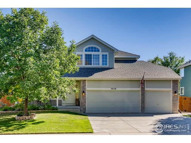 3658 Barnard Ln, Johnstown, CO 80534 (#923128) :: The Margolis Team