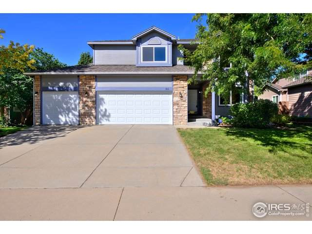 811 W Mahogany Cir, Louisville, CO 80027 (MLS #923130) :: Wheelhouse Realty