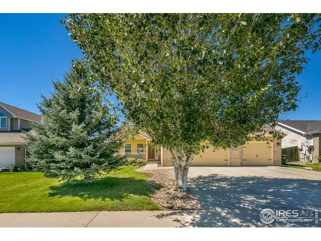 3169 50th Ave Ct, Greeley, CO 80634 (MLS #923132) :: Keller Williams Realty