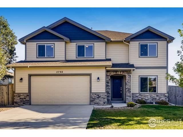 5798 Scenic Ave, Firestone, CO 80504 (MLS #923143) :: Kittle Real Estate
