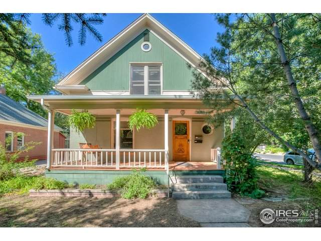 229 Park St, Fort Collins, CO 80521 (MLS #923156) :: RE/MAX Alliance