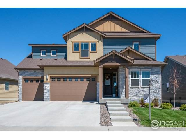 2876 Pawnee Creek Dr, Loveland, CO 80538 (MLS #923193) :: RE/MAX Alliance