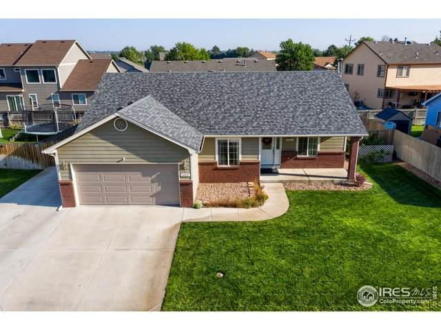 267 Sunset Dr, La Salle, CO 80645 (#923199) :: My Home Team
