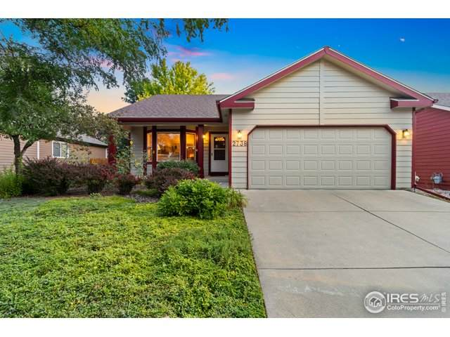 2738 Arancia Dr, Fort Collins, CO 80521 (MLS #923204) :: RE/MAX Alliance