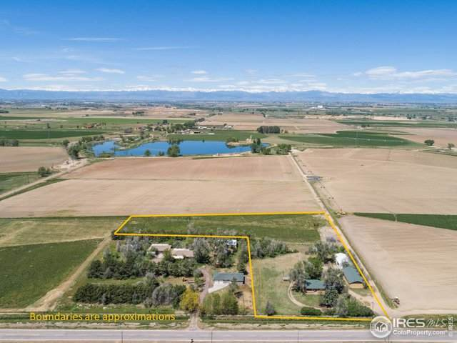 13211 County Road 21, Platteville, CO 80651 (MLS #923208) :: Colorado Home Finder Realty