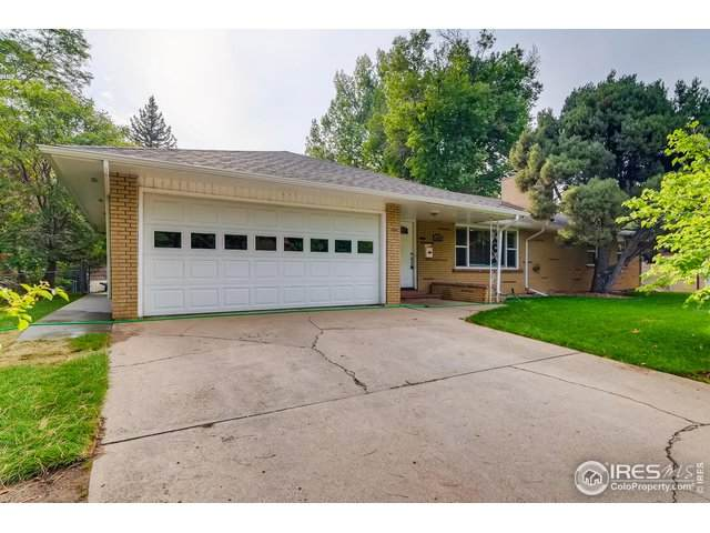 1032 Meadowbrook Dr, Fort Collins, CO 80521 (MLS #923218) :: J2 Real Estate Group at Remax Alliance