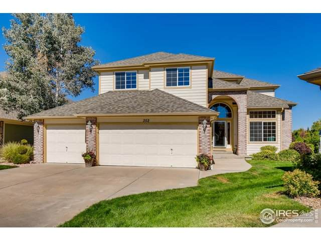 352 Driftwood Cir, Lafayette, CO 80026 (MLS #923231) :: 8z Real Estate