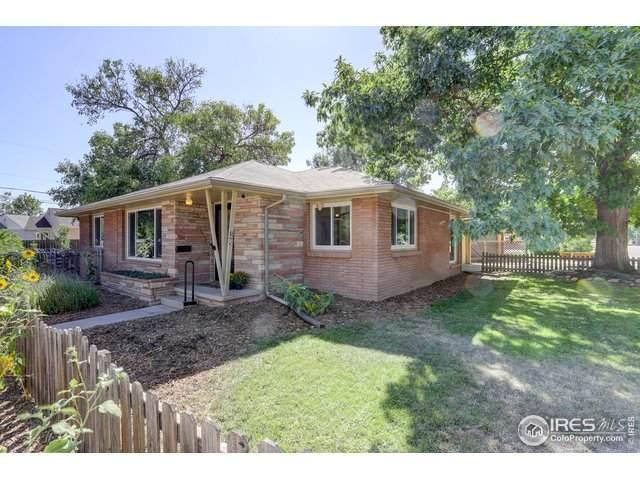 125 E 5th Ave, Longmont, CO 80504 (MLS #923233) :: 8z Real Estate