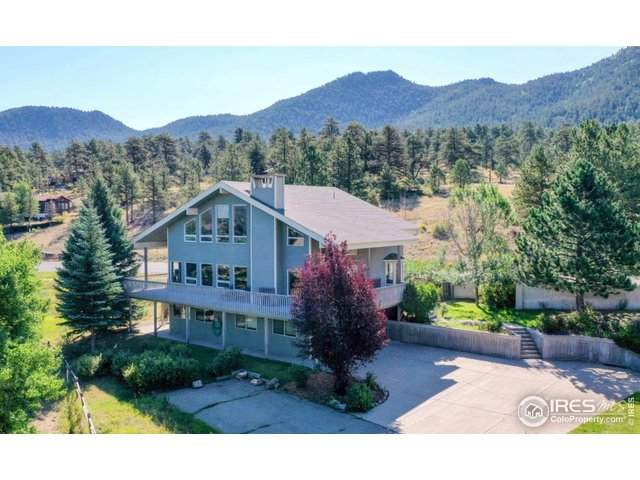 1484 Creekside Ct, Estes Park, CO 80517 (MLS #923244) :: 8z Real Estate