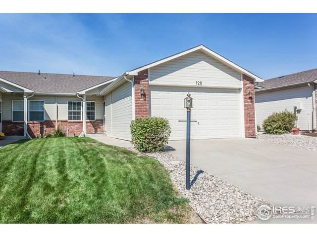 128 Morgan Dr, Loveland, CO 80537 (MLS #923285) :: Neuhaus Real Estate, Inc.