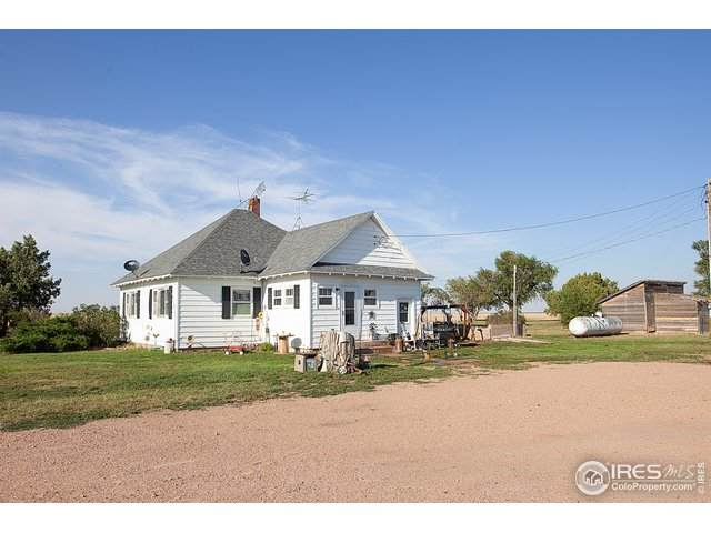 55976 County Road Ww, Otis, CO 80743 (MLS #923289) :: 8z Real Estate
