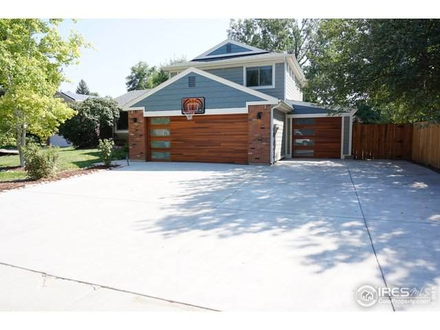 3136 Placer St, Fort Collins, CO 80526 (#923311) :: The Brokerage Group