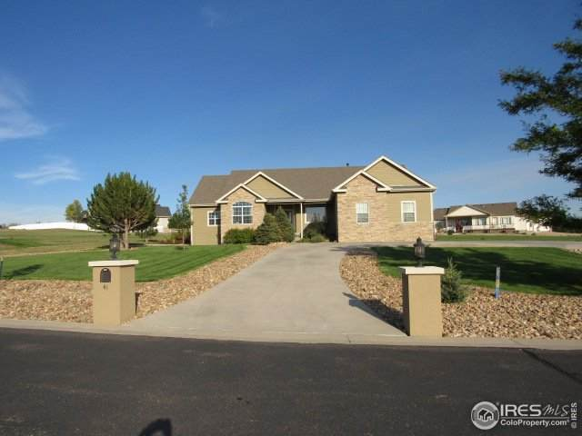 41 Preserve Dr, Fort Morgan, CO 80701 (MLS #923313) :: Downtown Real Estate Partners