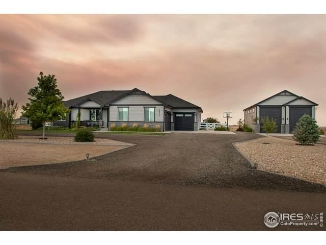 16511 Fairbanks Ct, Platteville, CO 80651 (MLS #923352) :: 8z Real Estate